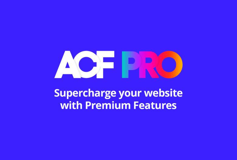 Advanced Custom Fields Pro thumbnail